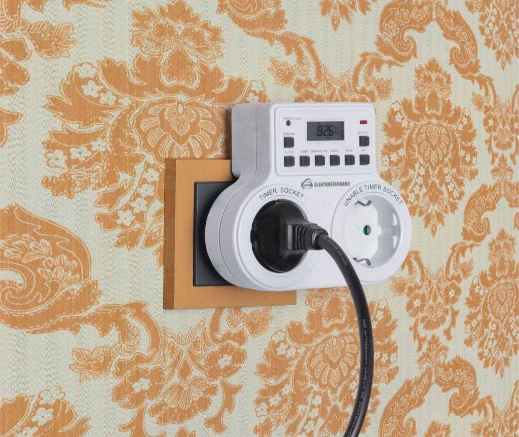 Таймер включения электроприборов
