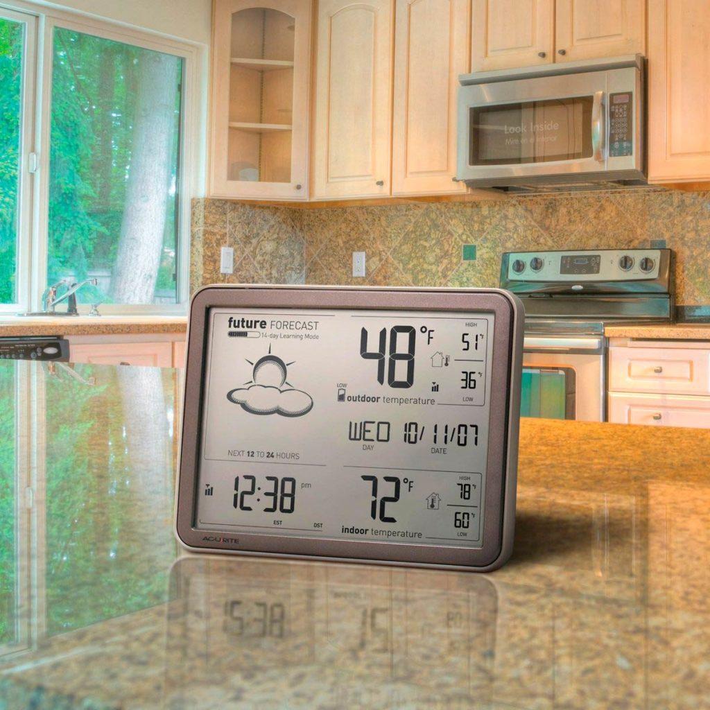 Метеостанция домашняя