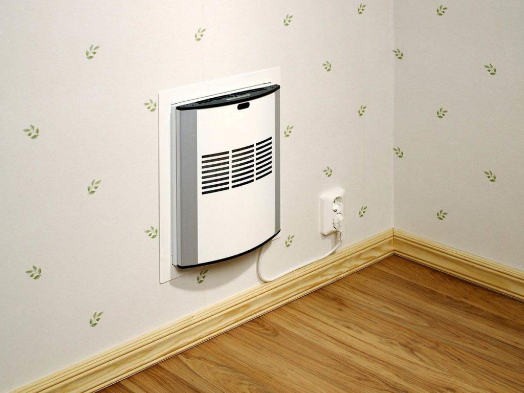 Воздушное отопление