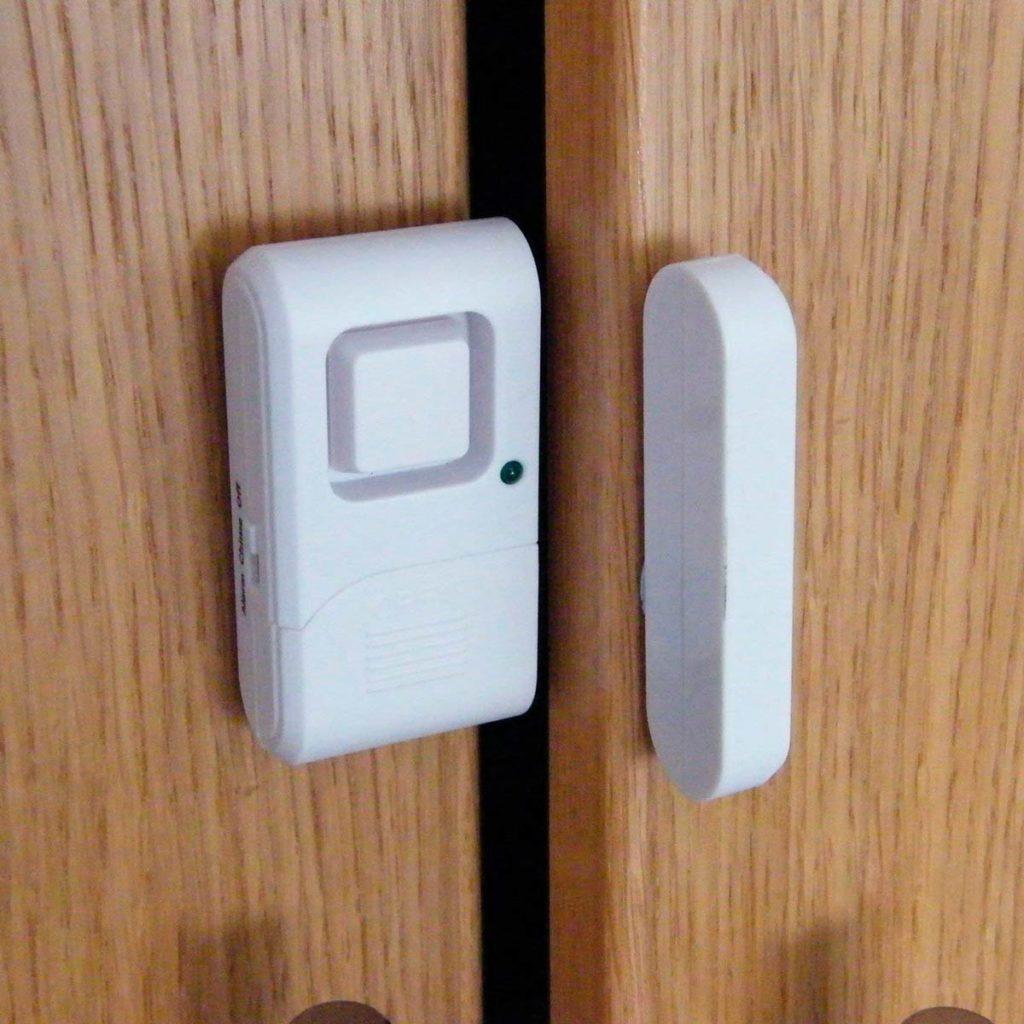 магнитные охранные датчики