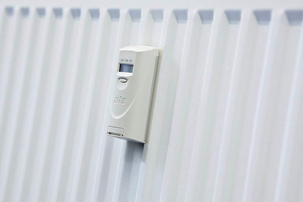 Датчик температуры на батареи отопления