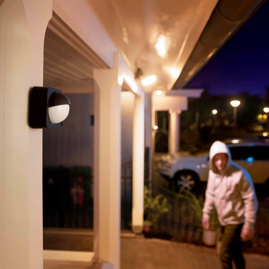 Охранные датчики движения