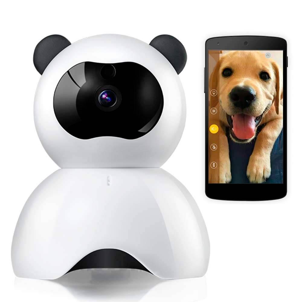Видеонаблюдение за домашними животными