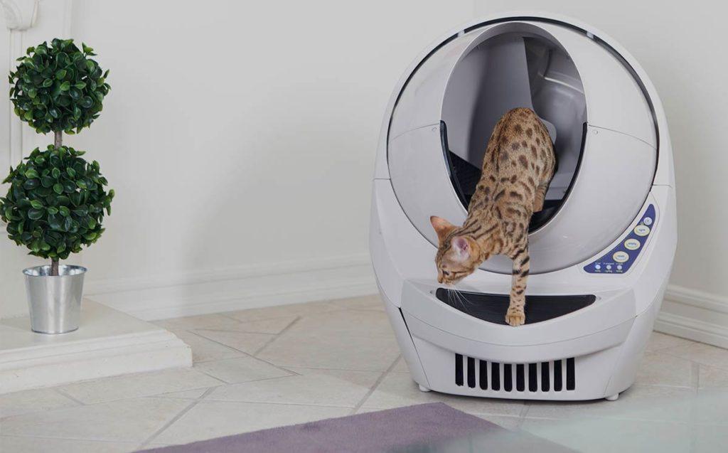 LITTER-ROBOT Полностью автоматический туалет для кошек