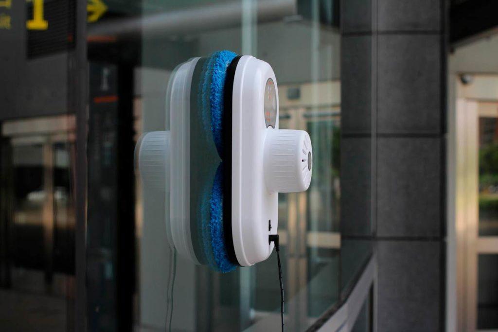 Hobor Вакуумный умный робот мойщик окон