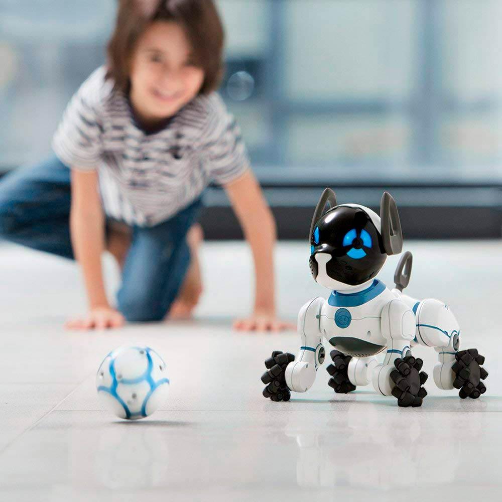 Робот-собачка