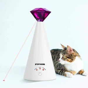 Лазерная умная указка для кошек