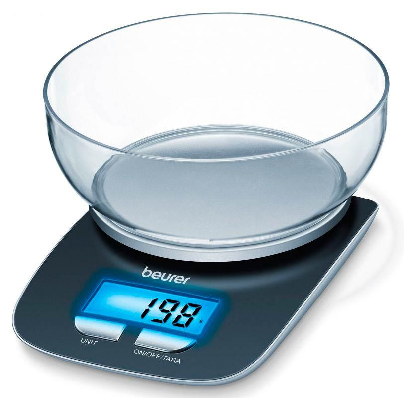 Кухонные весы с тарой