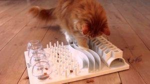 Развивающие панели для кошек