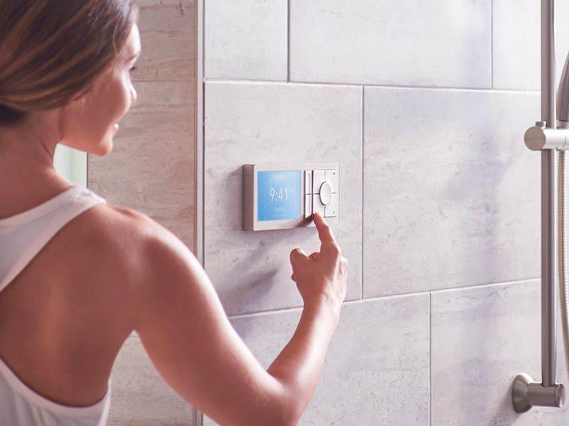 Управление душем
