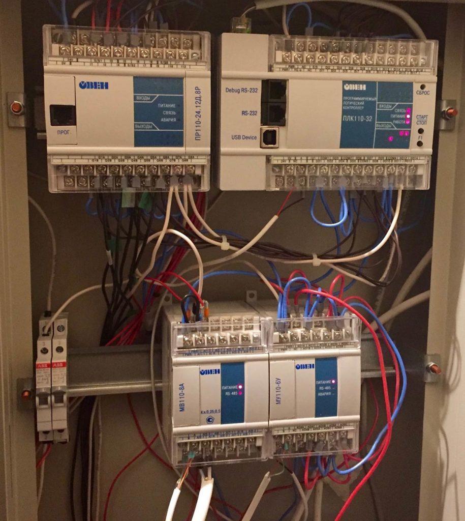 Контроллер умного дома Овен