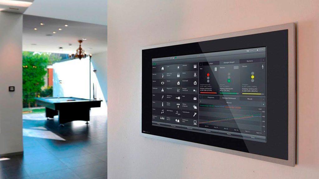 Контроллер умного дома