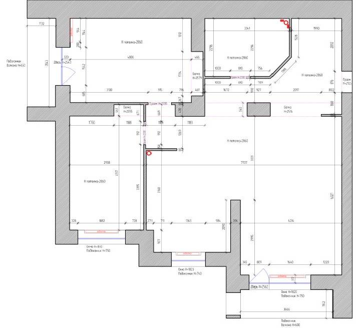 Схема умного дома