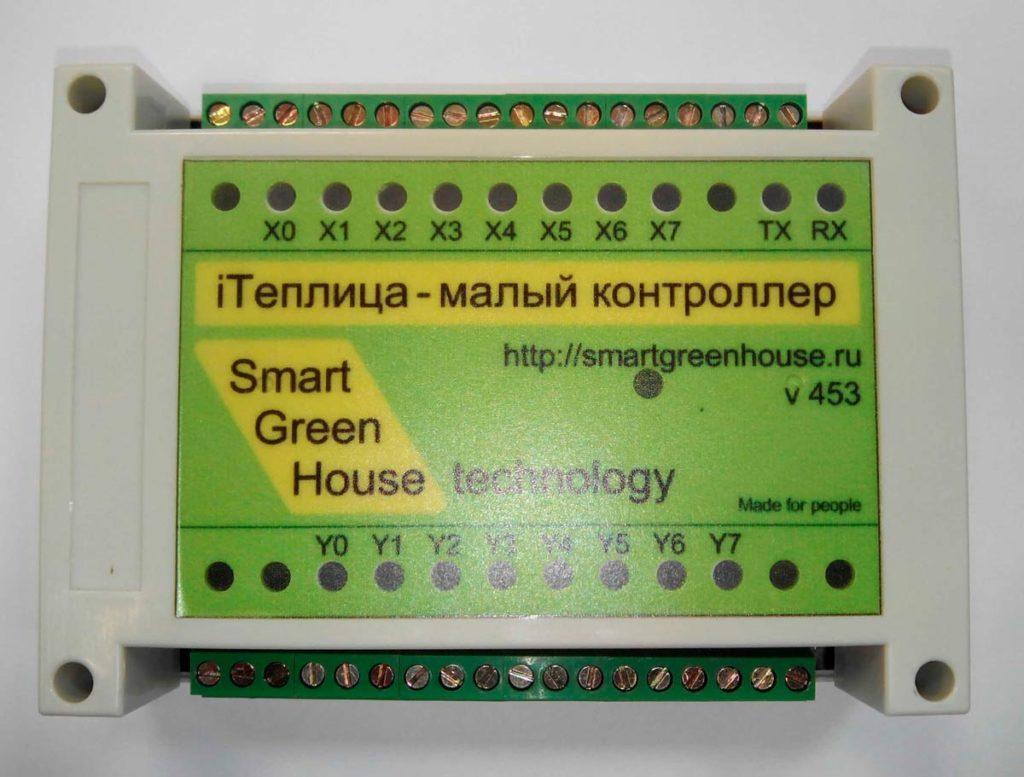 iТеплица -малый контроллер