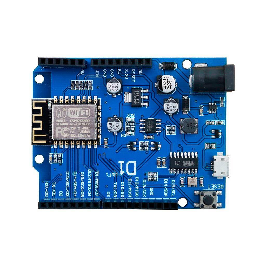 Wi-Fi модуль ESP8266-12E WeMos D