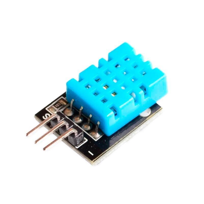 Цифровой датчик измерения влажности и температуры DHT11