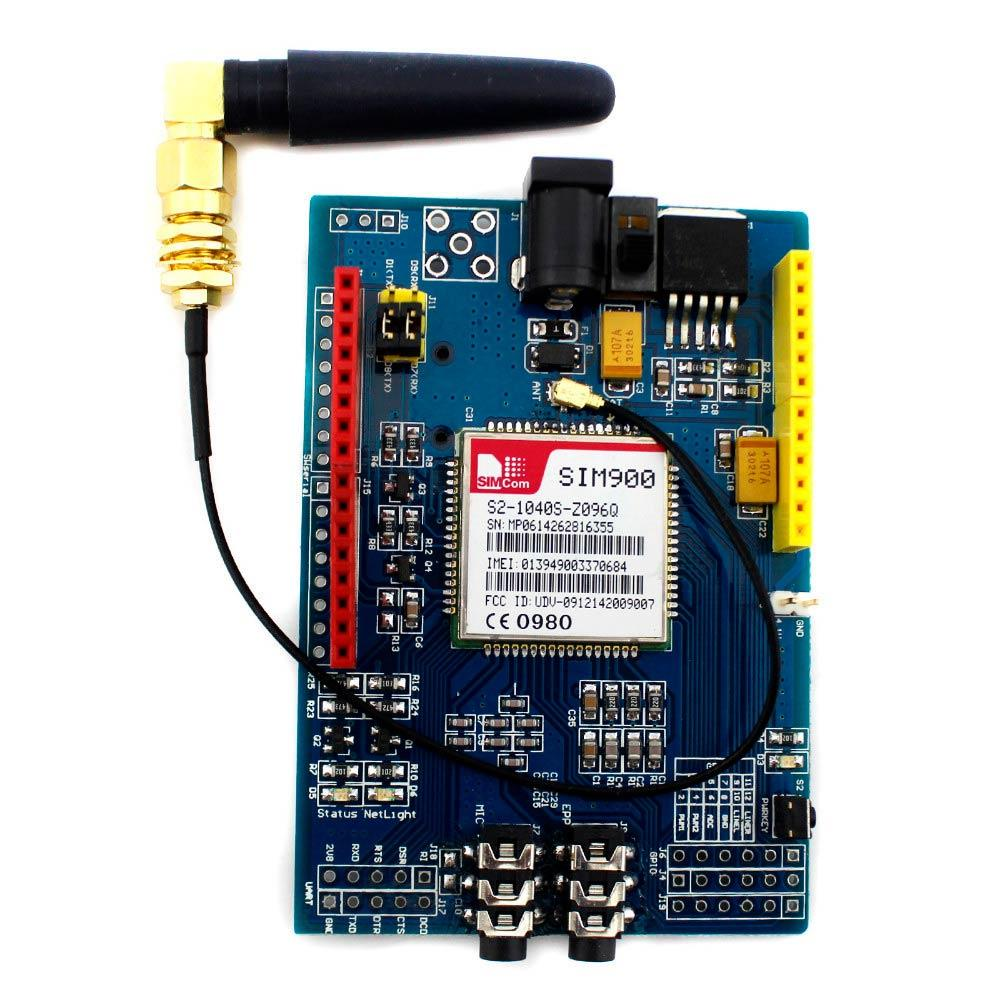 Arduino GPRS/GSM Shield